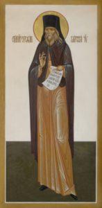 Преподобный Стефан Филейский.