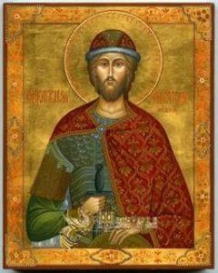 12 сентября - День памяти Святого благоверного князя Александра Невского